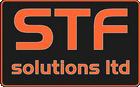STF Solutions logo